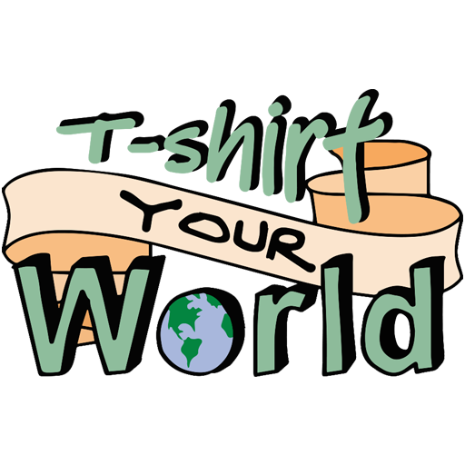 Site your world t-shirt