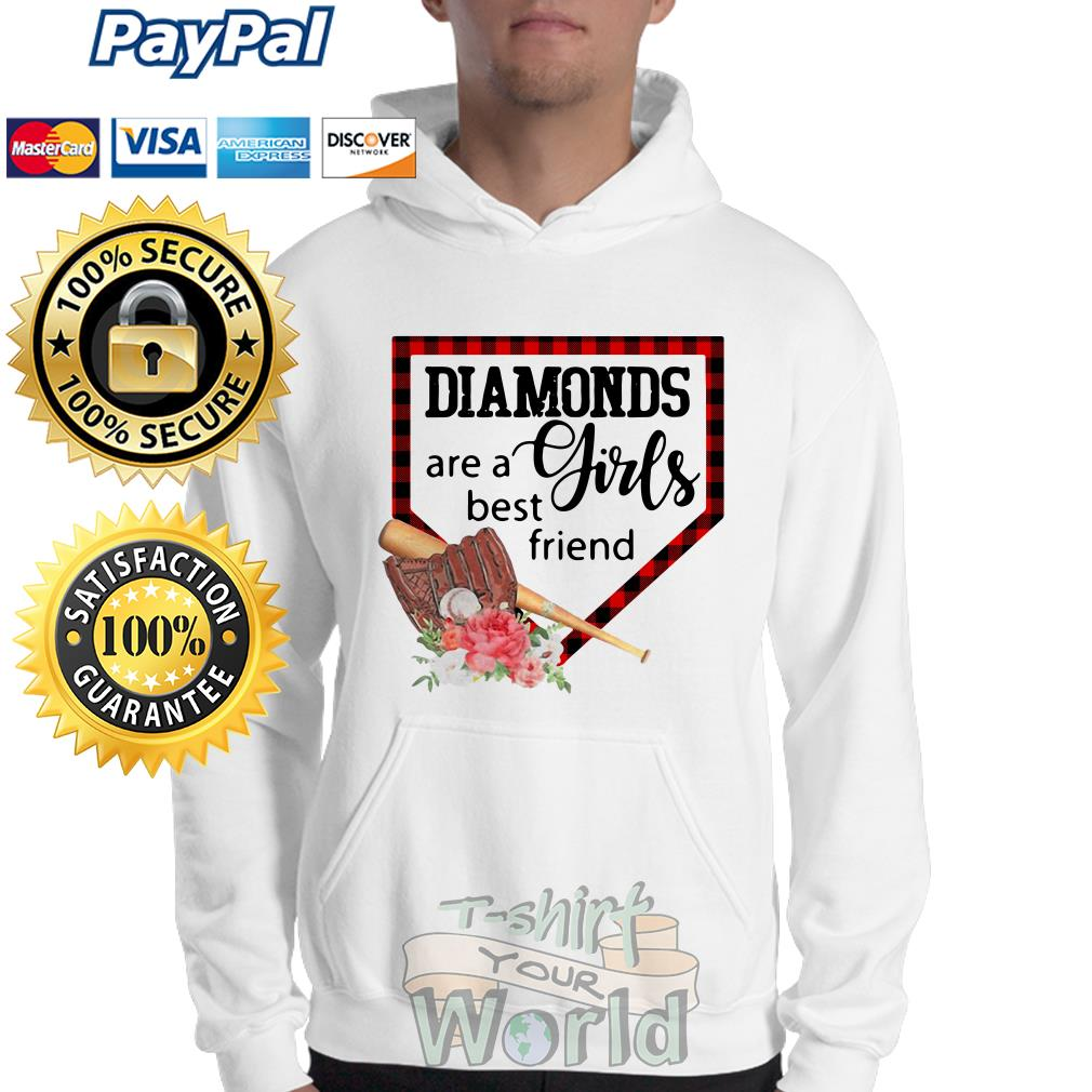 Cricket Diamonds are a Girls best friend Sweater