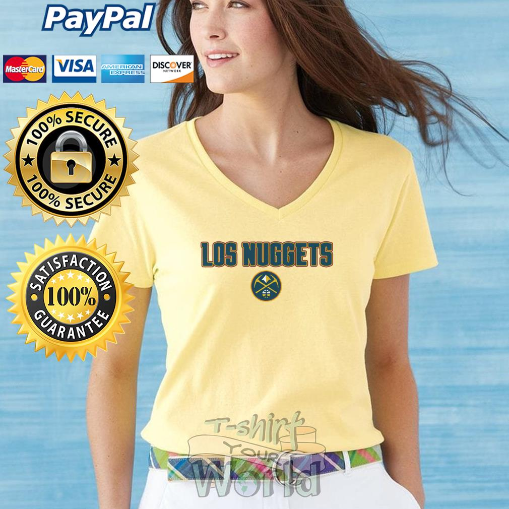 Denver Los Nuggets V-neck T-shirt