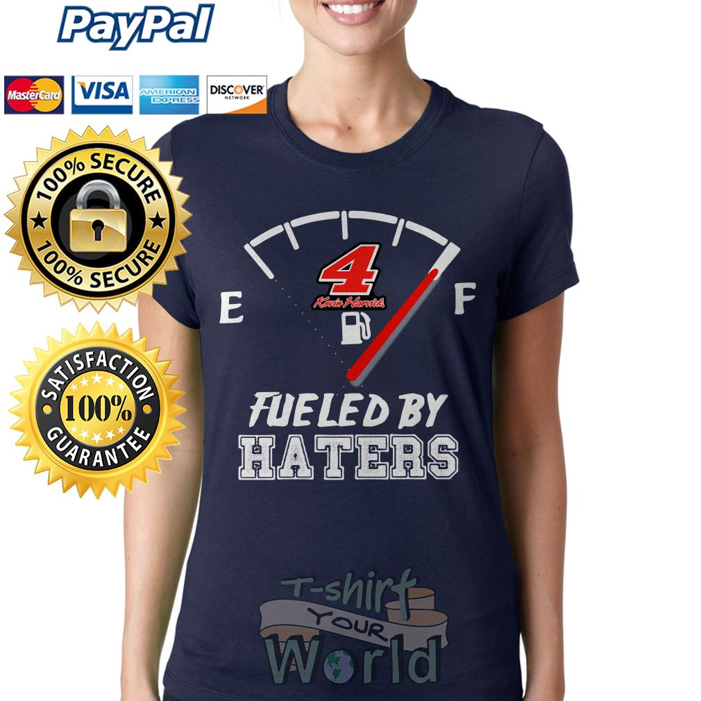 Kevin Harvick 4 Fueled by Haters Ladies tee