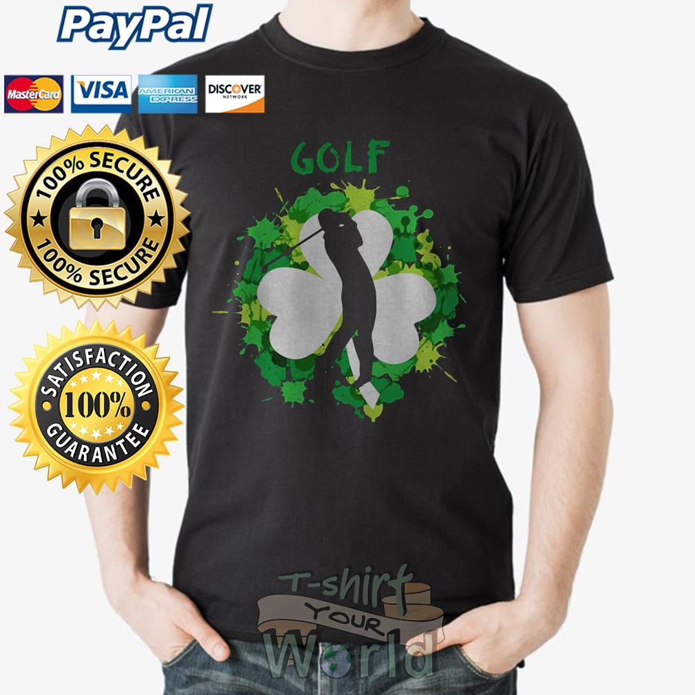 St. Patrick's Day Golf shirt