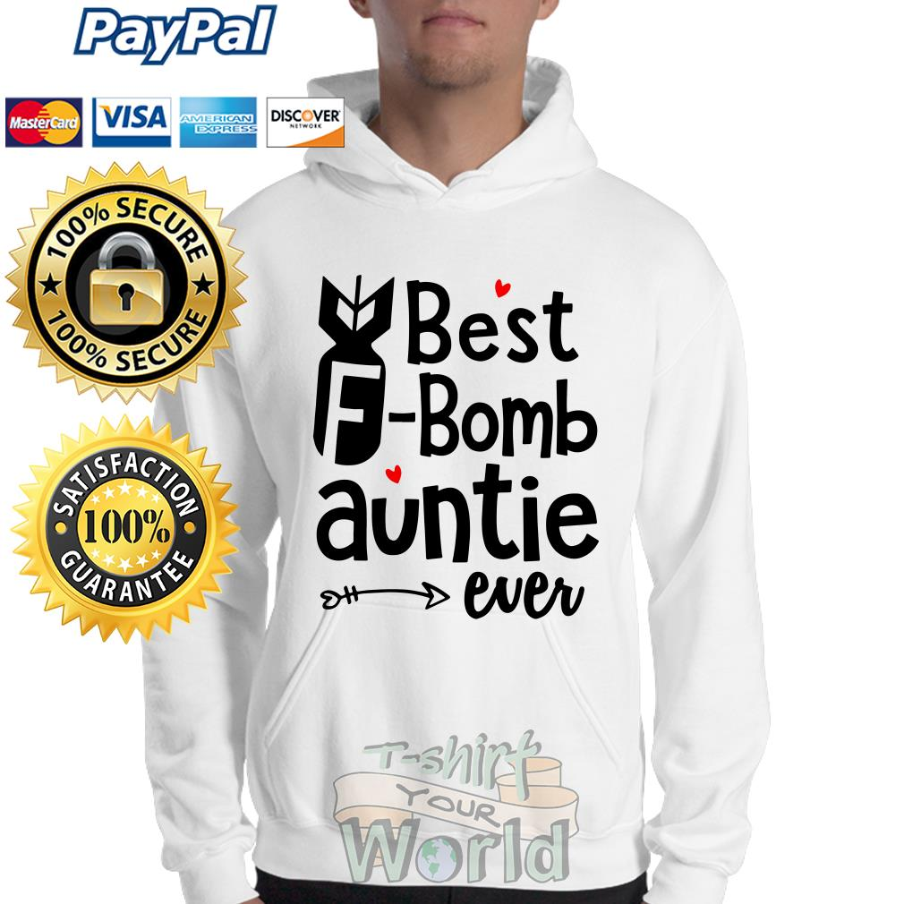 Best F-Bomb Auntie ever Sweater