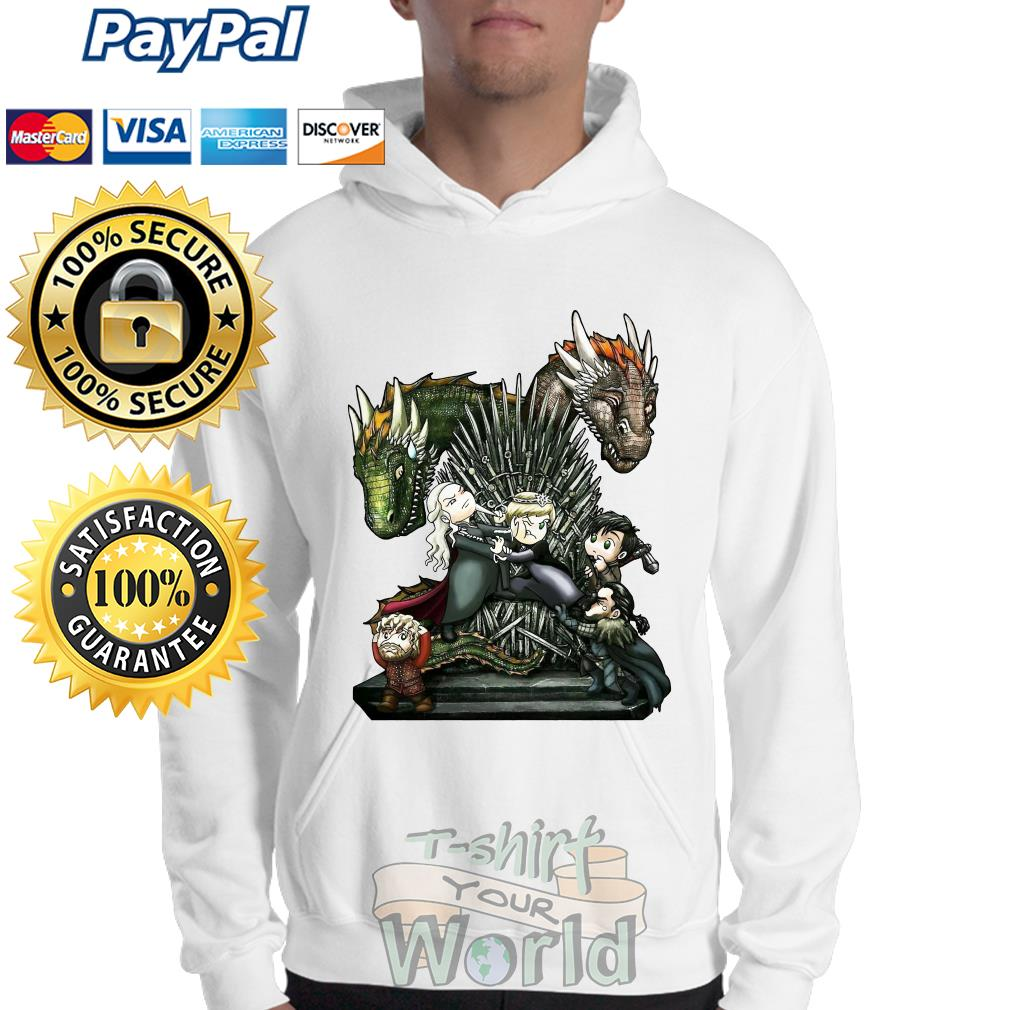 A game of thrones GOT chibi Sweater