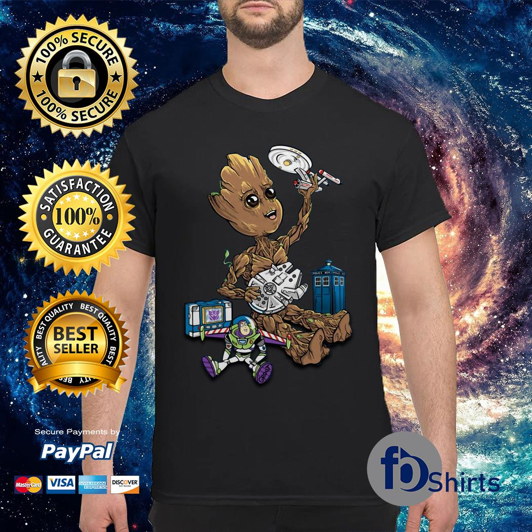 I'm Groot play with toys shirt