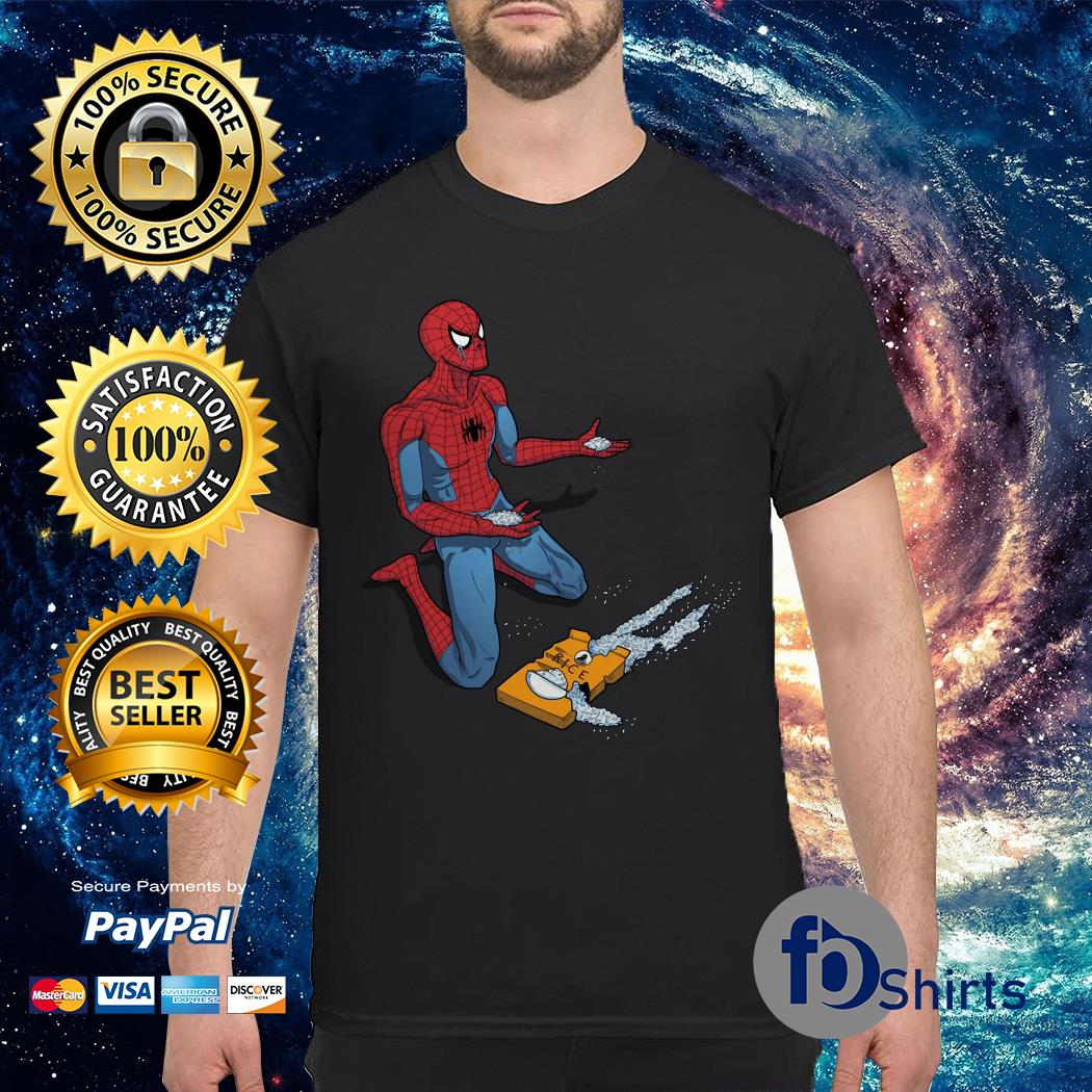 The Uncle Ben tragedy shirt