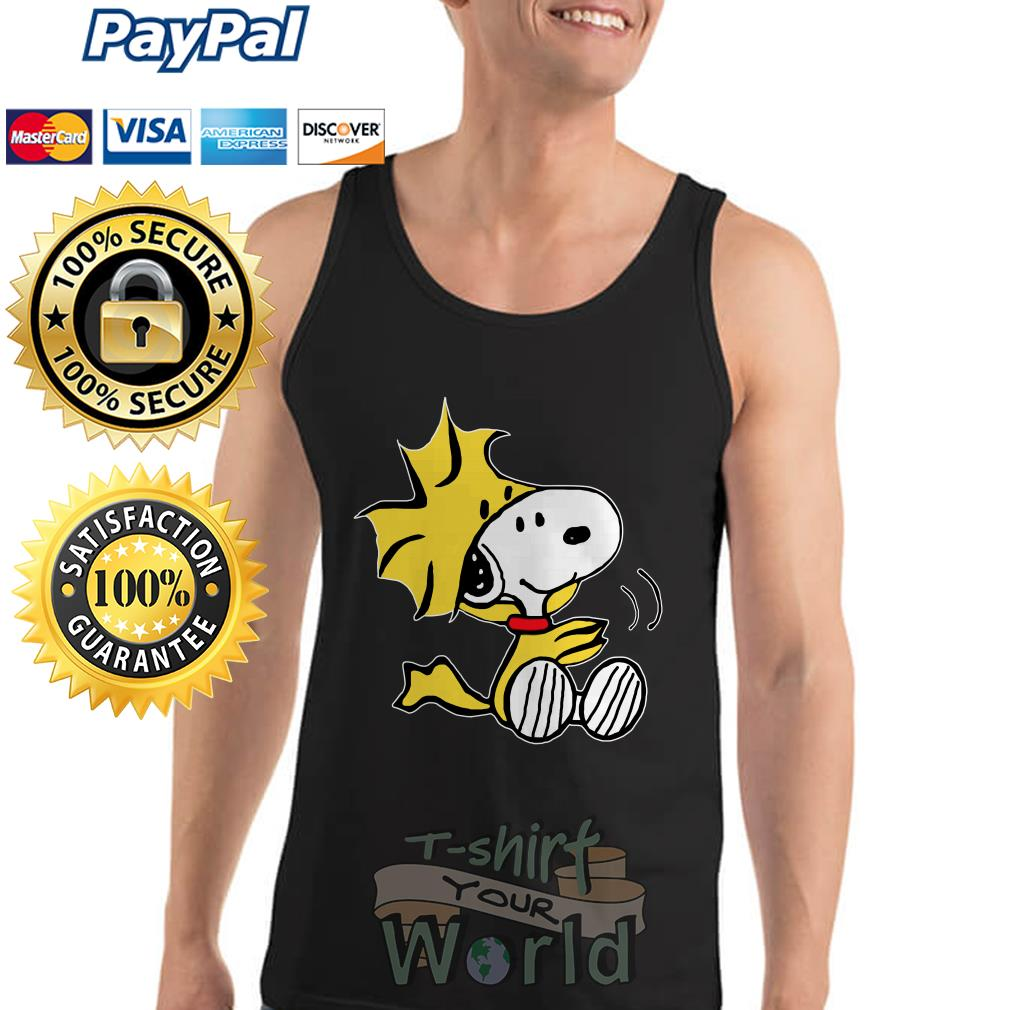 Woodstock from Peanuts Snoopy Tank top