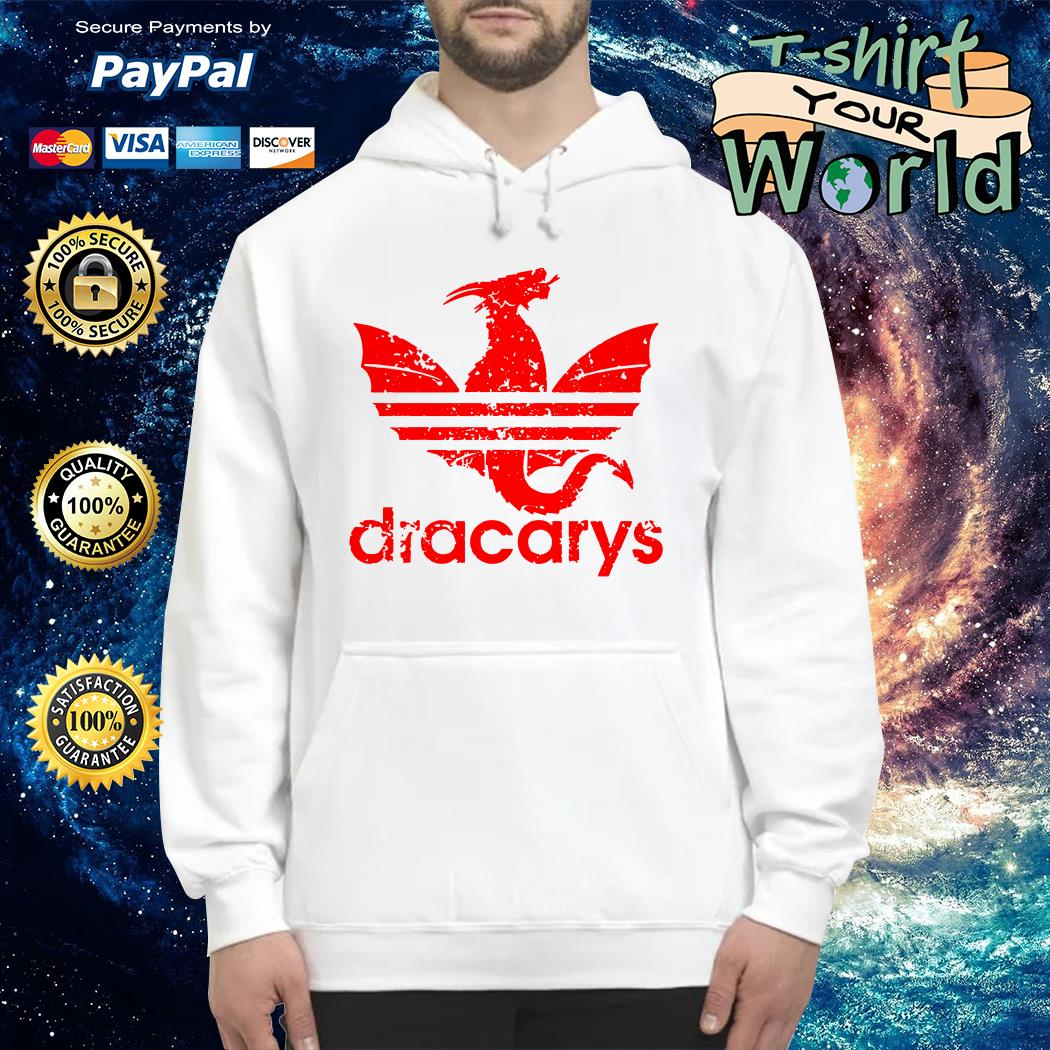 Adidas dracarys dragon shirt