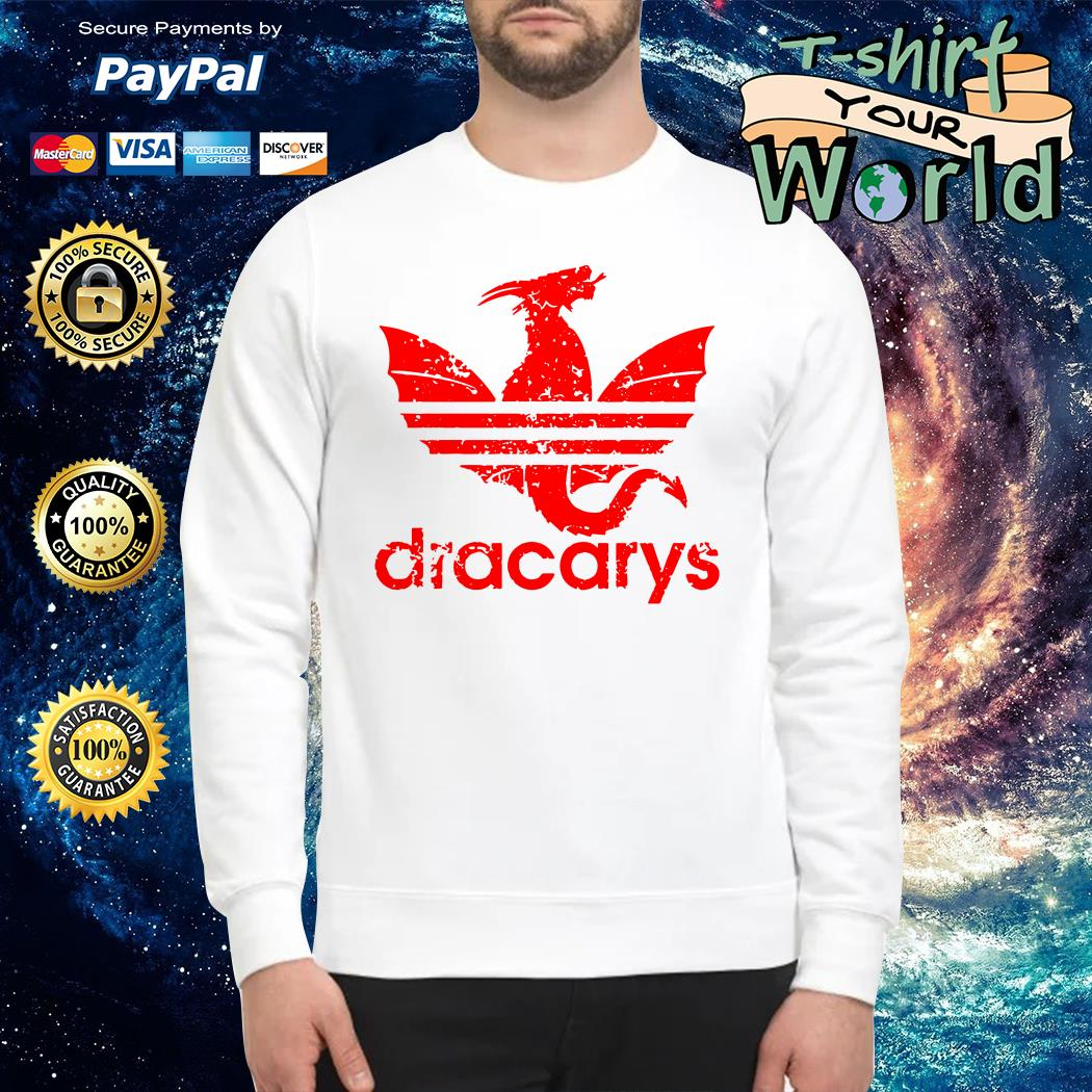 Adidas dracarys dragon Sweater