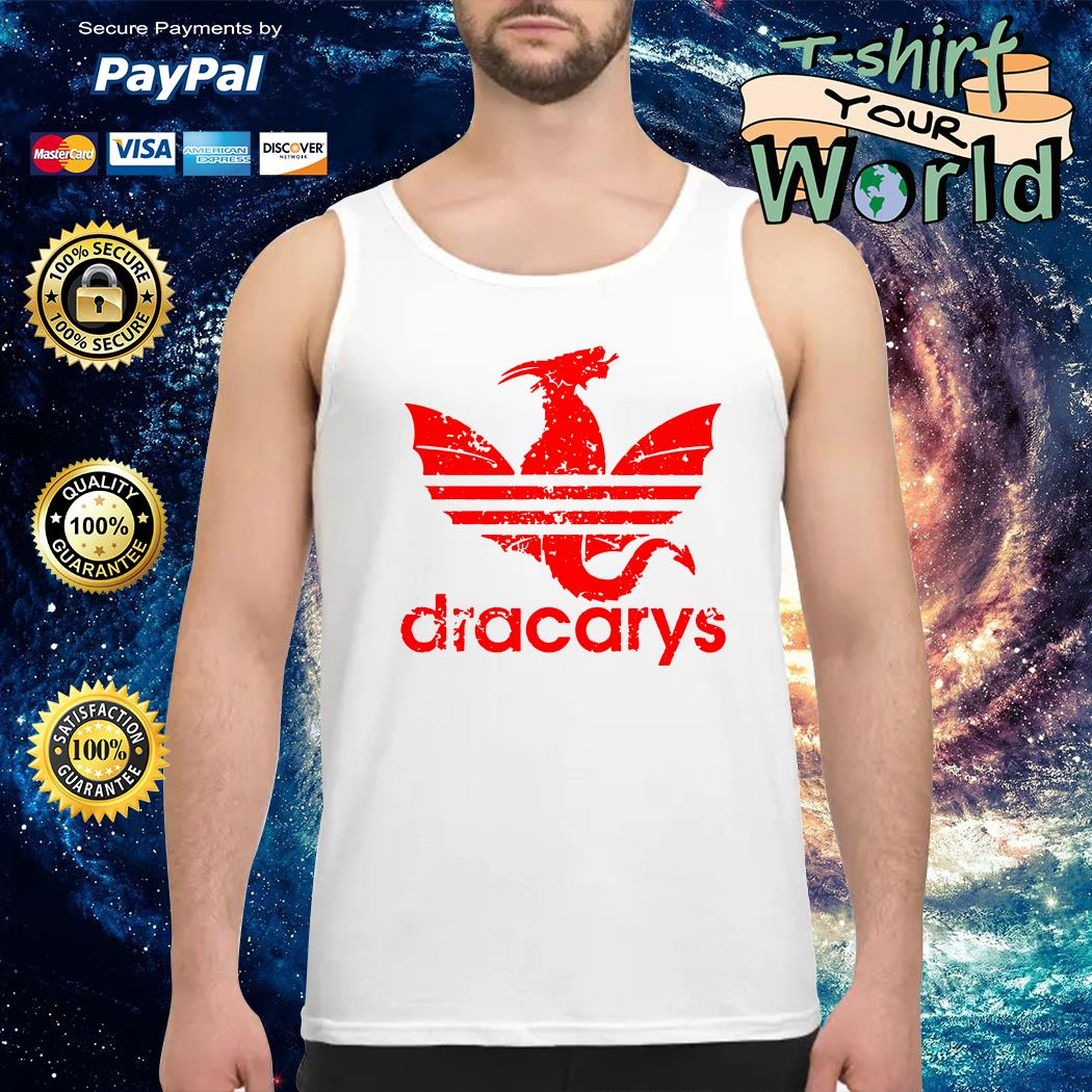 Adidas dracarys dragon Tank top