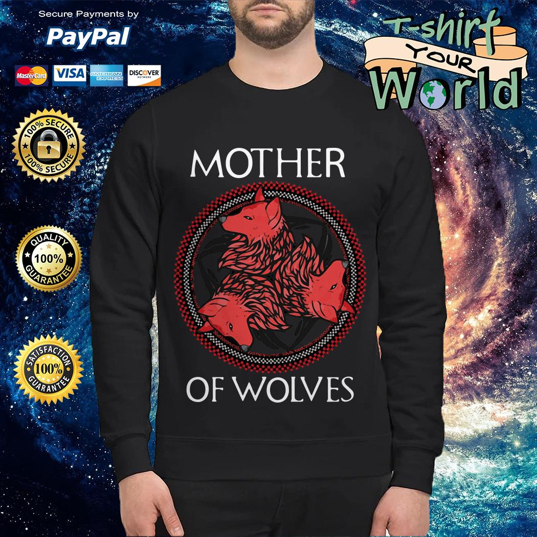 GOT Mother of wolves Sweater