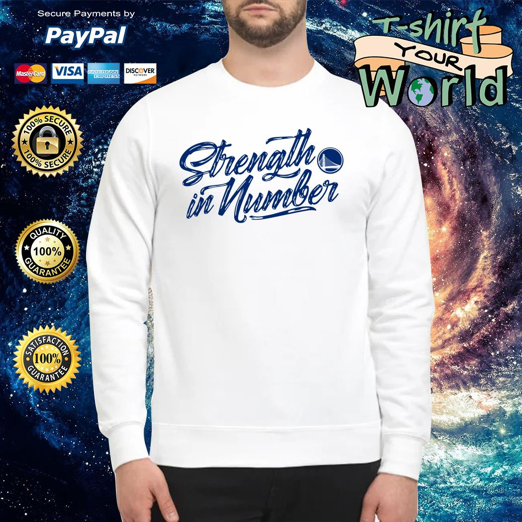 Strength in numbers warriors Sweater
