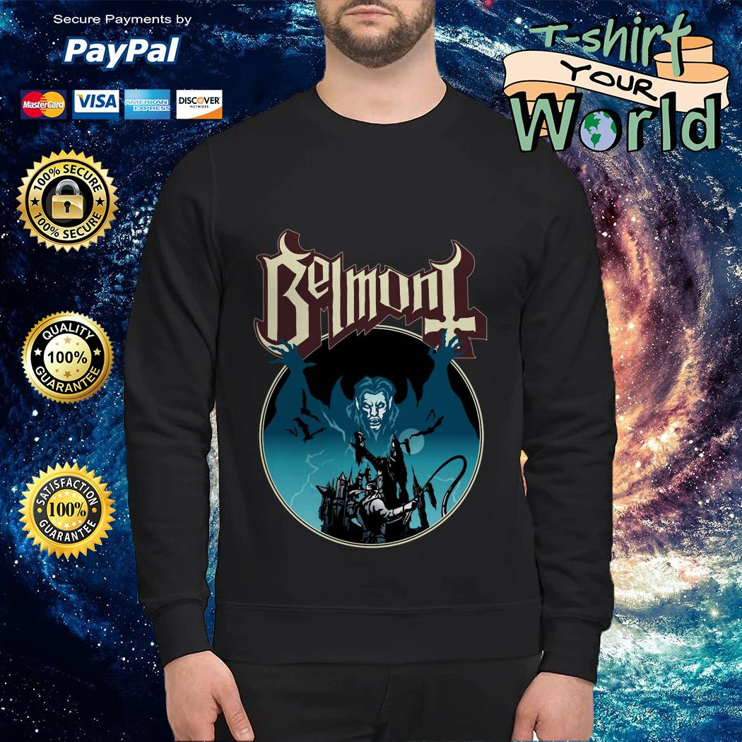The Dacular and Simon Belmont Sweater
