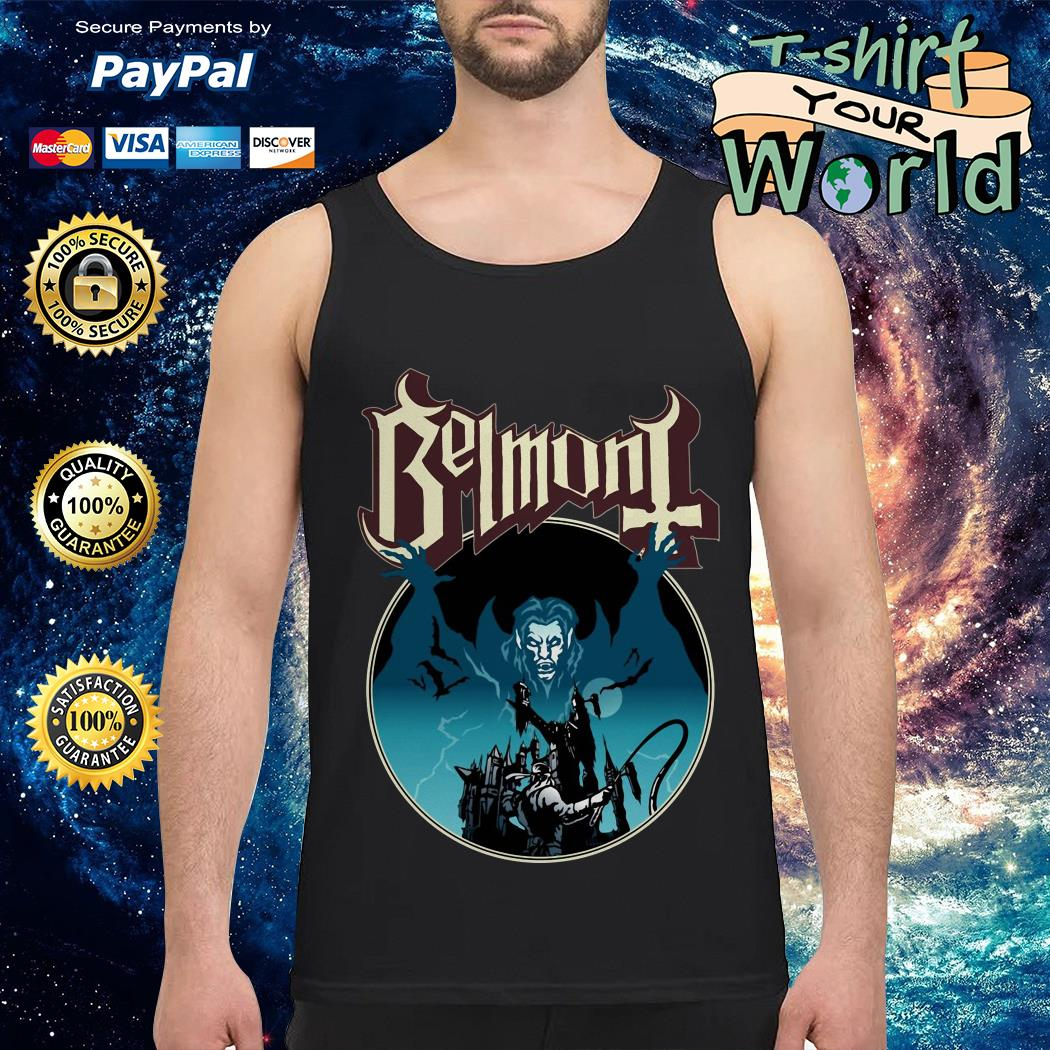 The Dacular and Simon Belmont Tank top