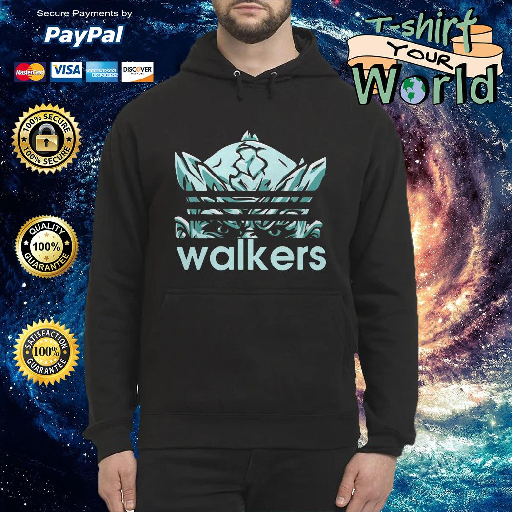 The night king adidas white walker game of thrones Hoodie
