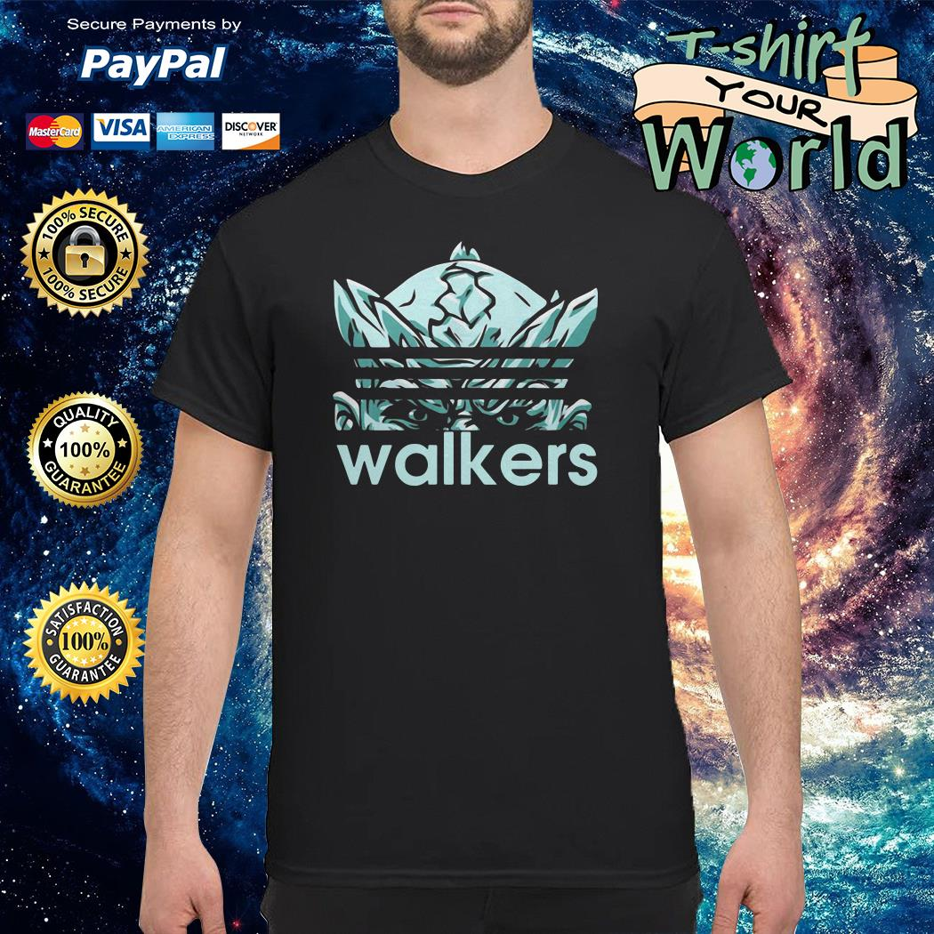 The night king adidas white walker game of thrones shirt