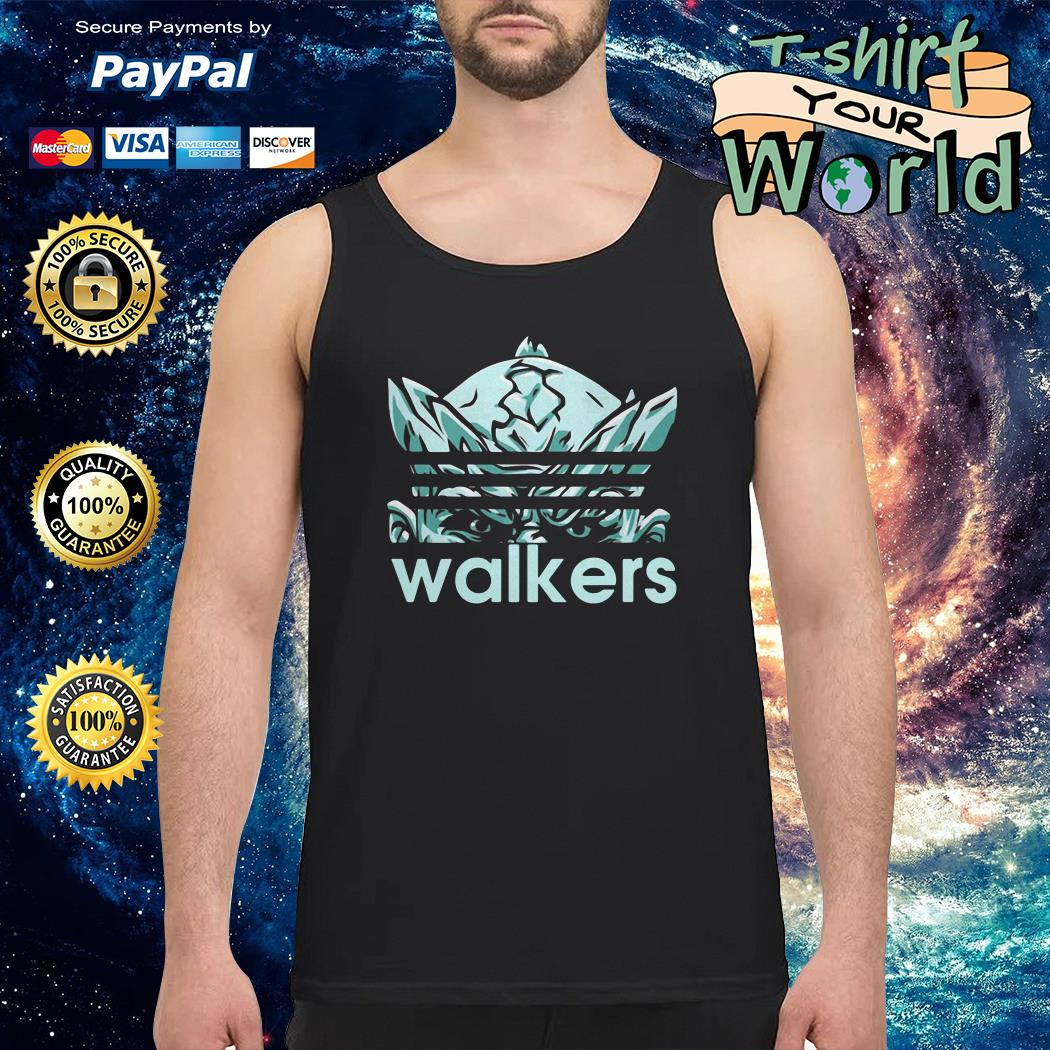 The night king adidas white walker game of thrones Tank top