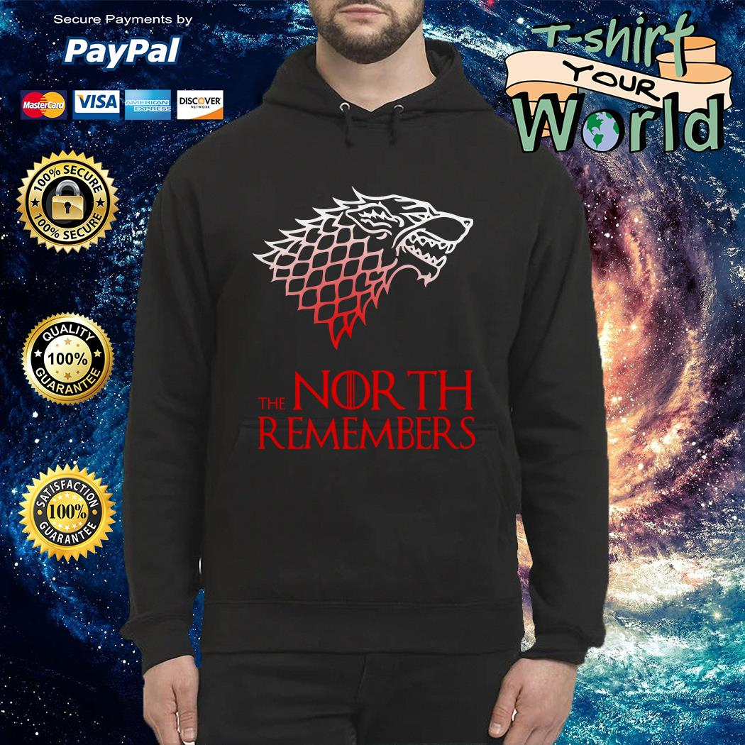 The north eemembers Hoodie