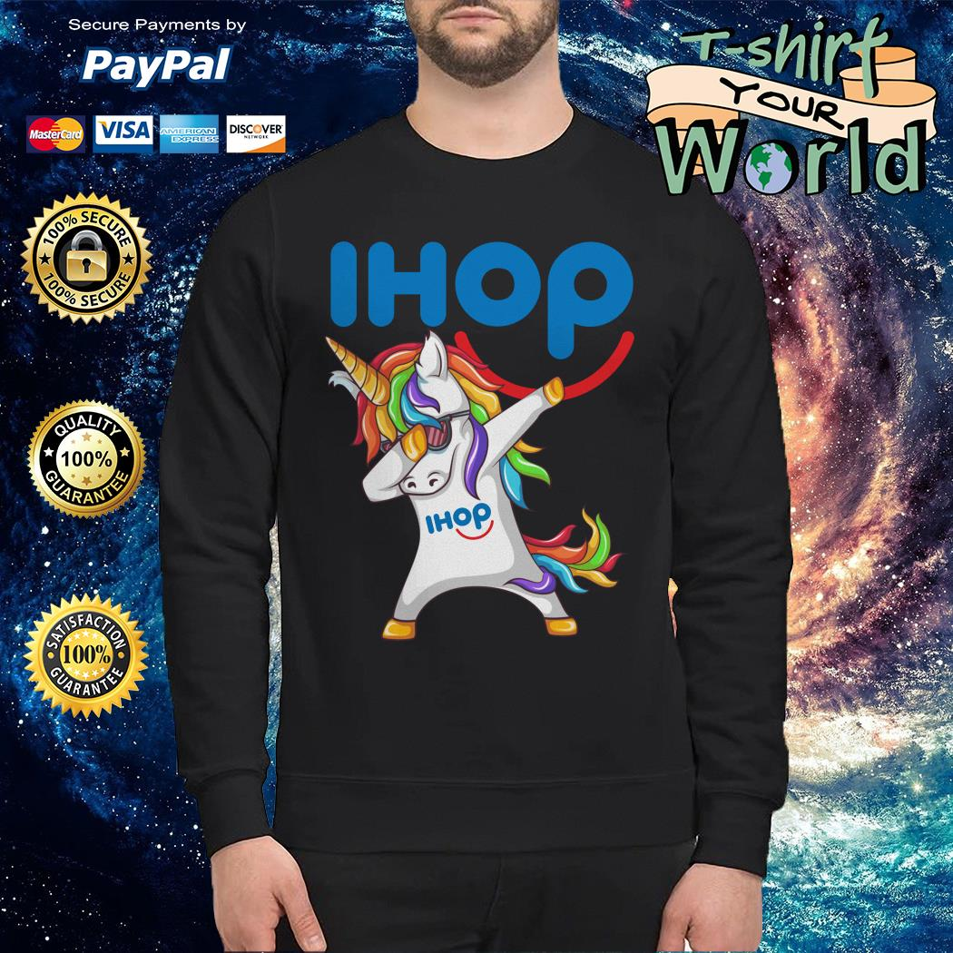 Unicorn dabbing ihop Sweater