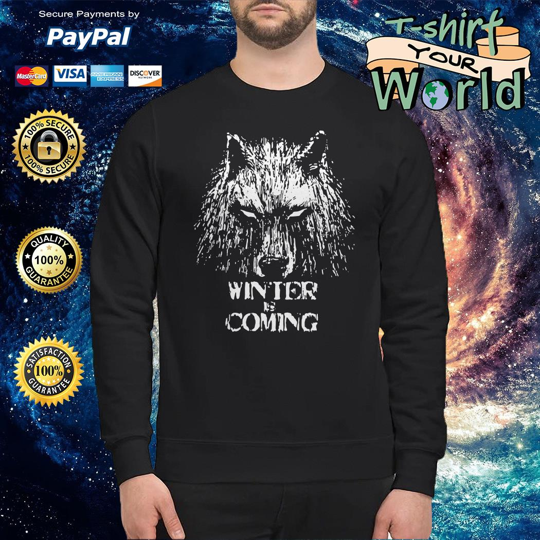 Winter is coming game of thrones Sweater