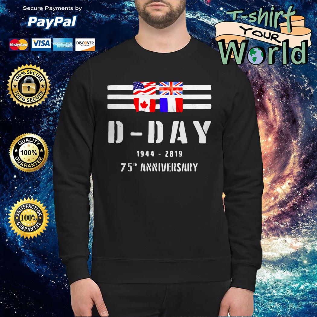 Wwii d-day 75th anniversary Sweater