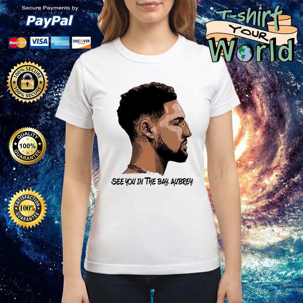 Klay Thompson See You in the Bay Aubrey Ladies tee