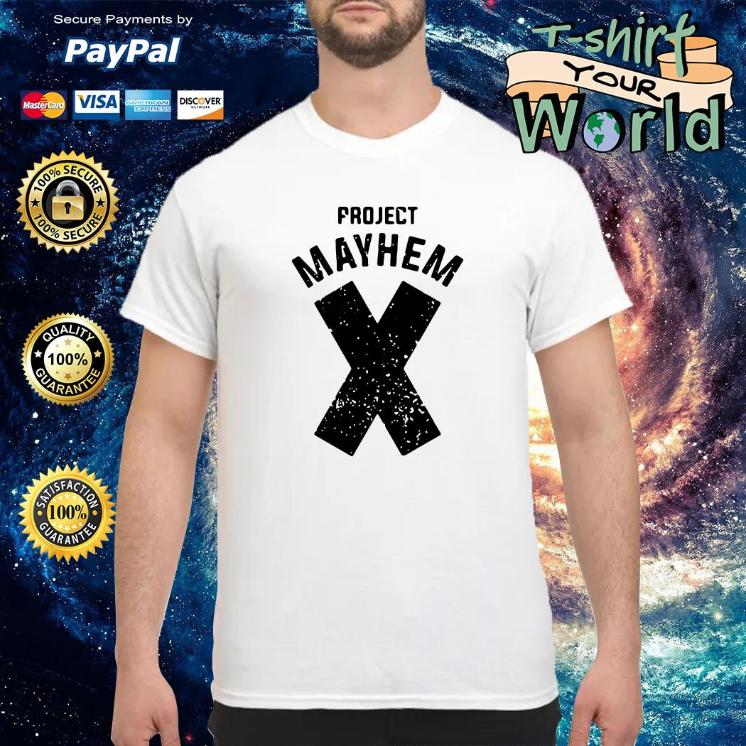 Project Mayhem shirt