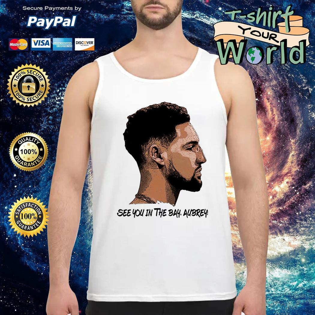 Klay Thompson See You in the Bay Aubrey Tank top