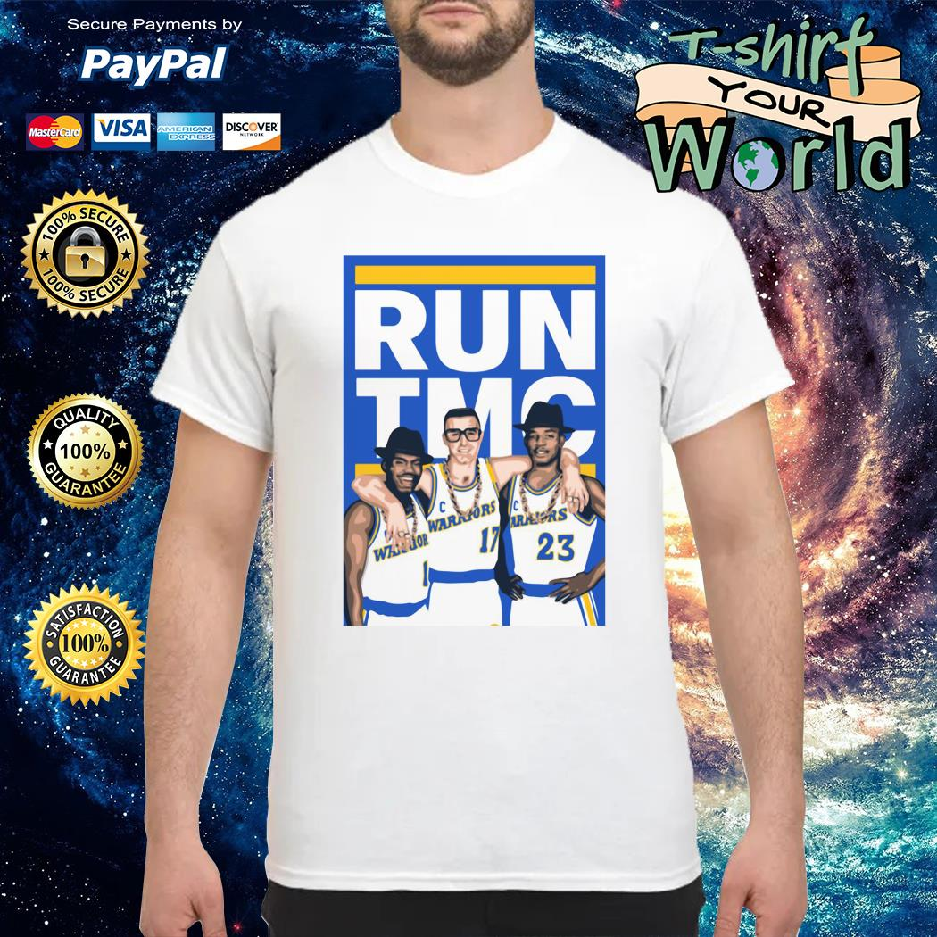 Tmc golden state warriors shirt