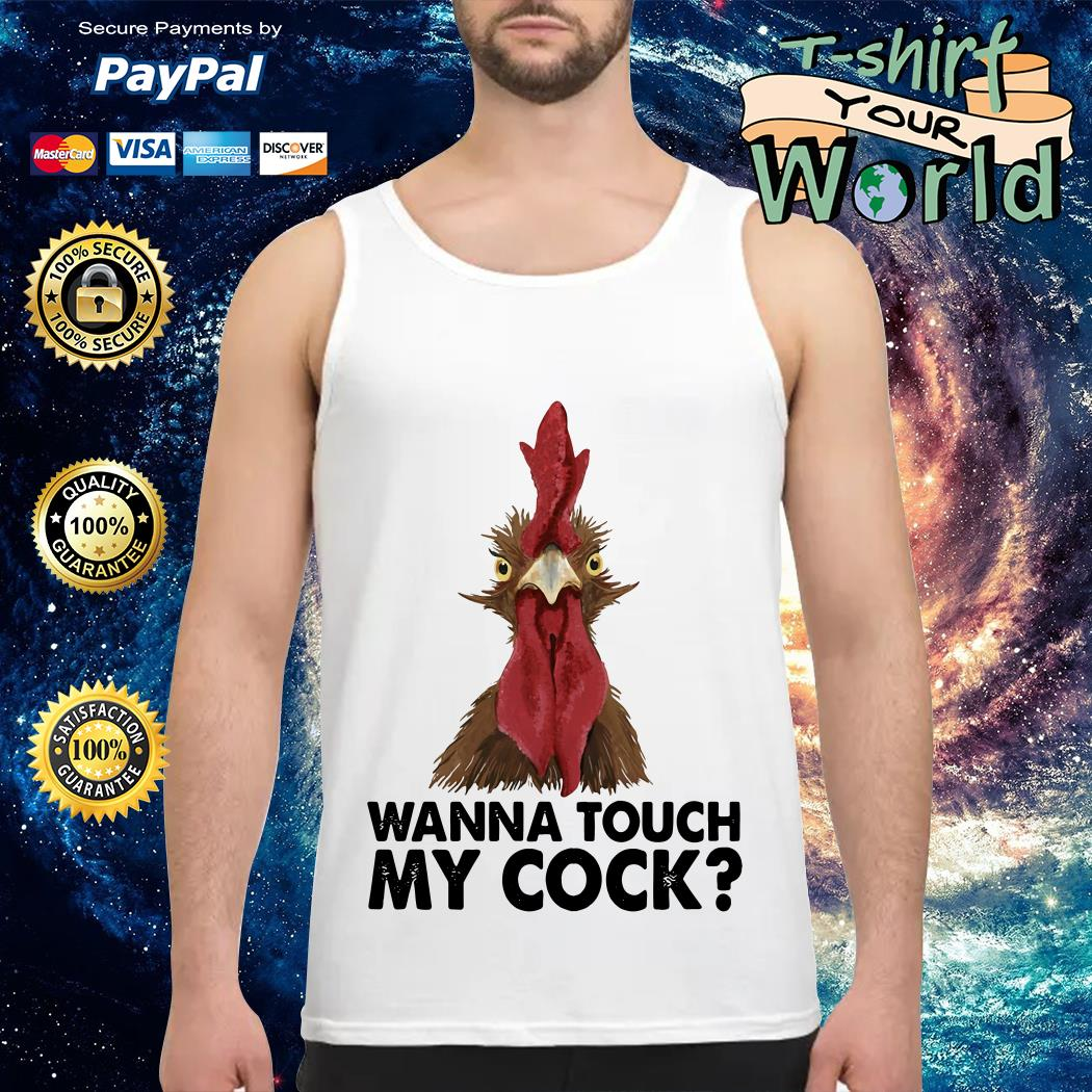 You're so full of Shit Chicken the Toilet's Jealous Tank top