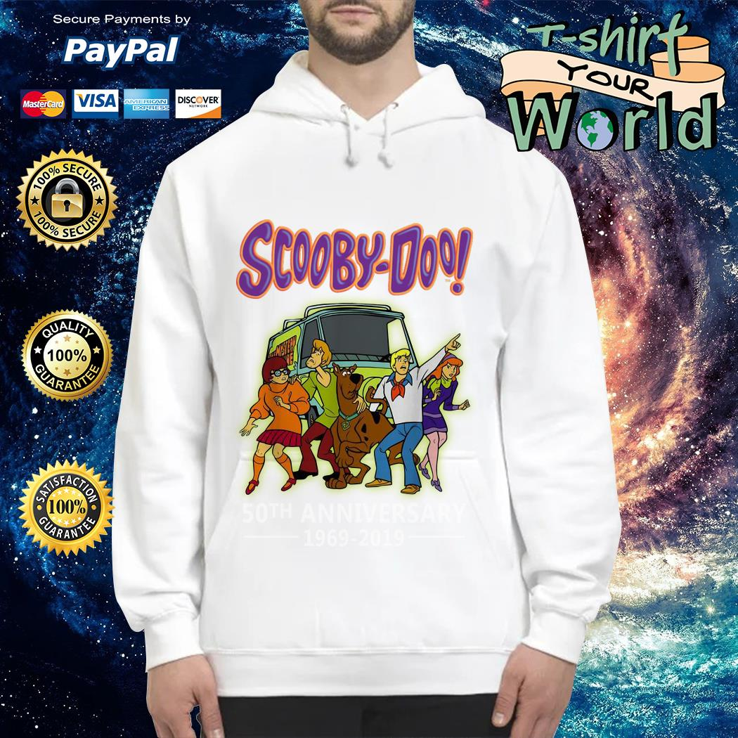 Scooby Doo 50th Anniversary 1969 2019 Hoodie