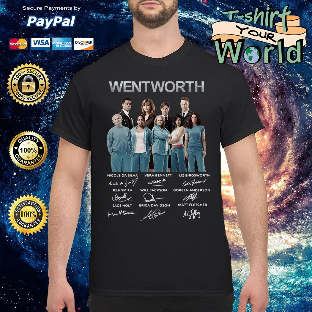 Wentworth Prison signature shirt