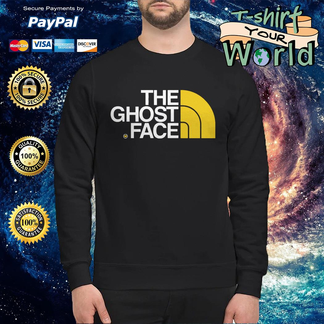 Wu Tang Clan The Ghost Face Sweater
