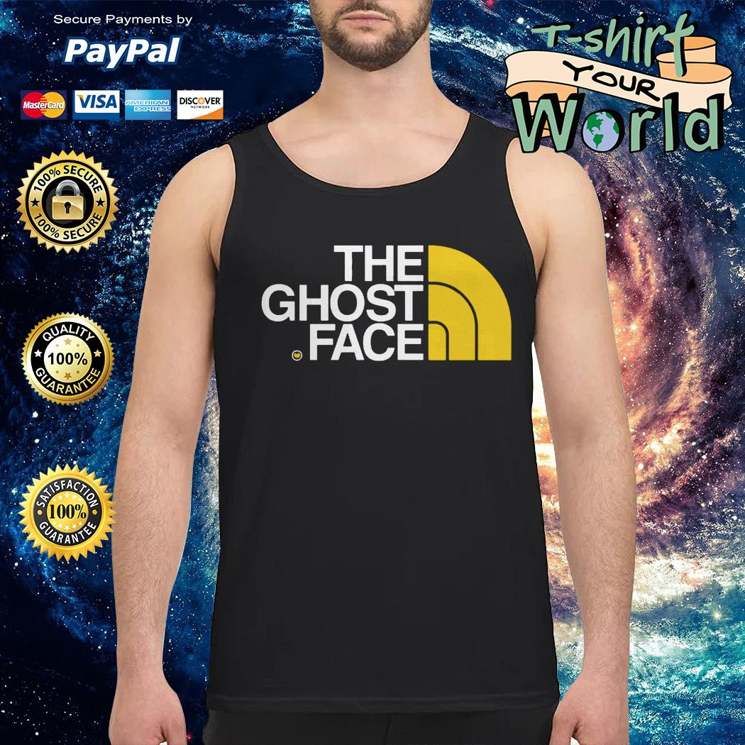 Wu Tang Clan The Ghost Face Tank top