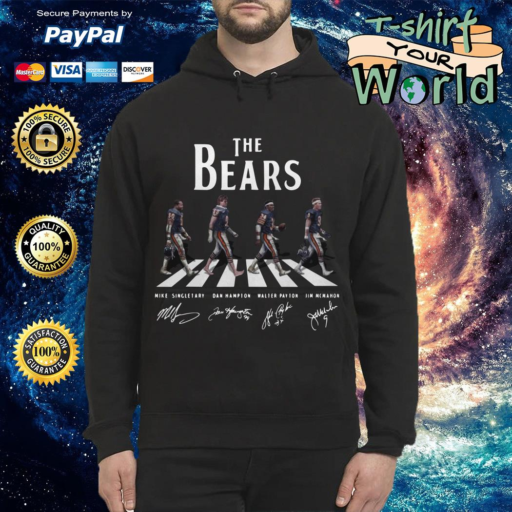 Abbey Road the bears signature Hoodie