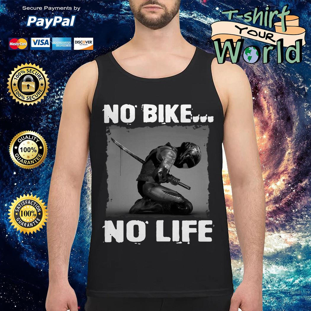 No bike no life Tank top
