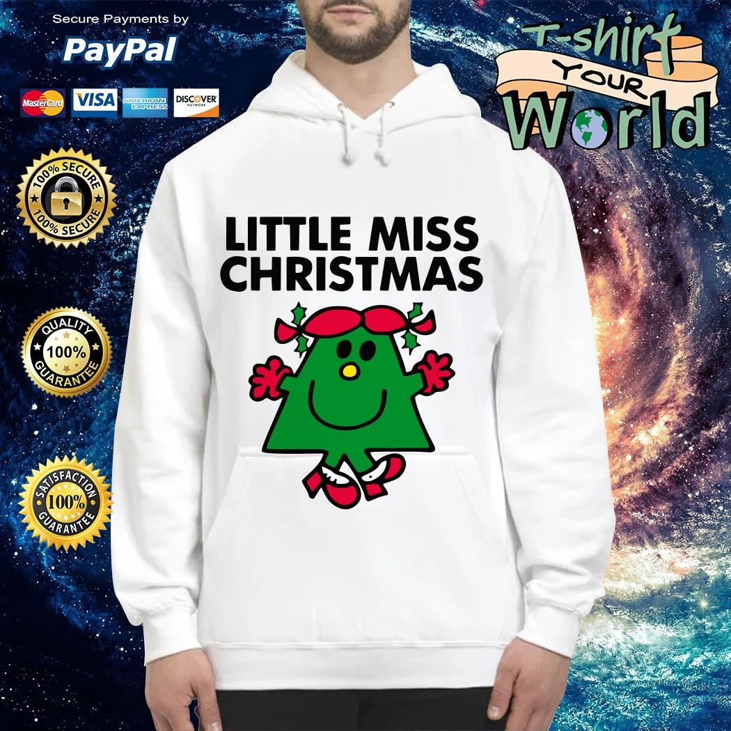Official Little miss Christmas Hoodie