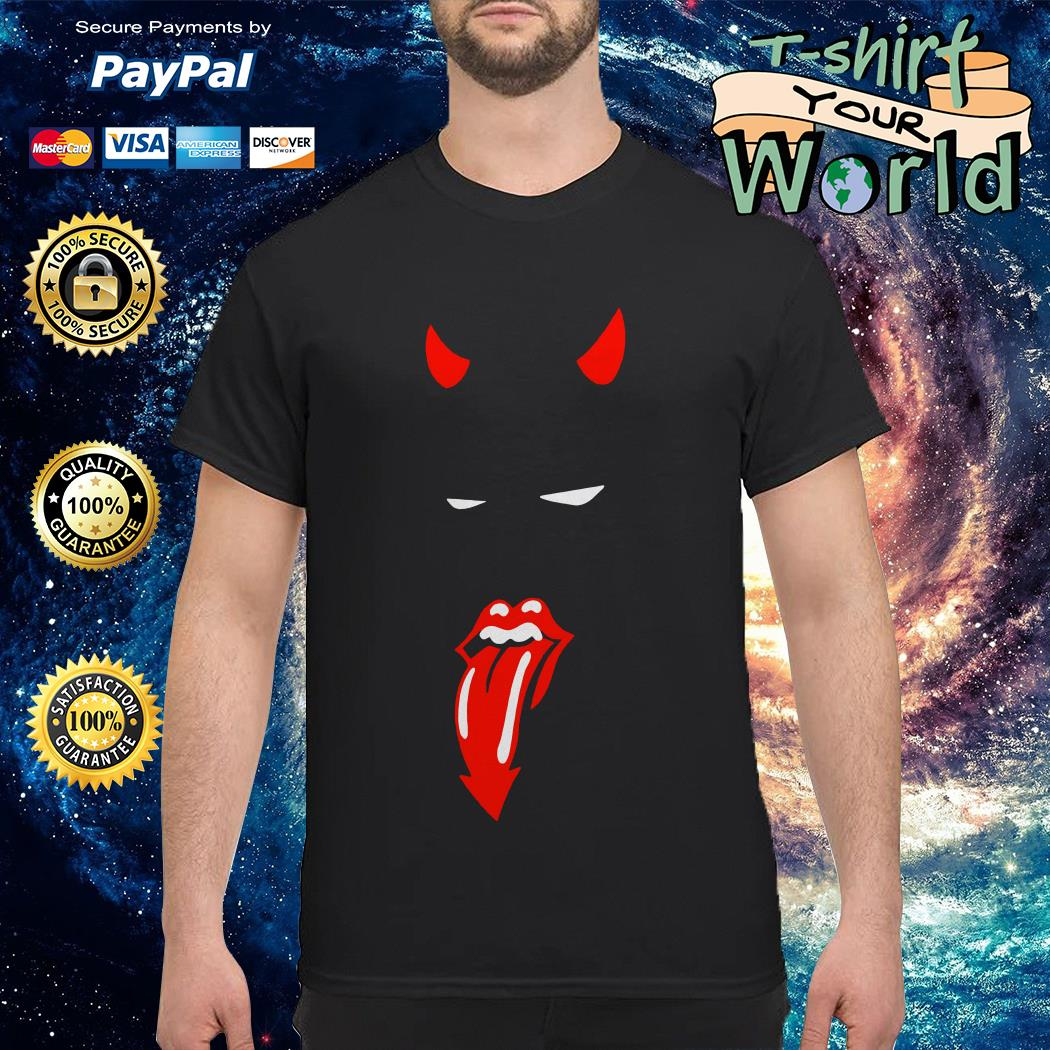 The Rolling Stones Sympathy for the Devil shirt