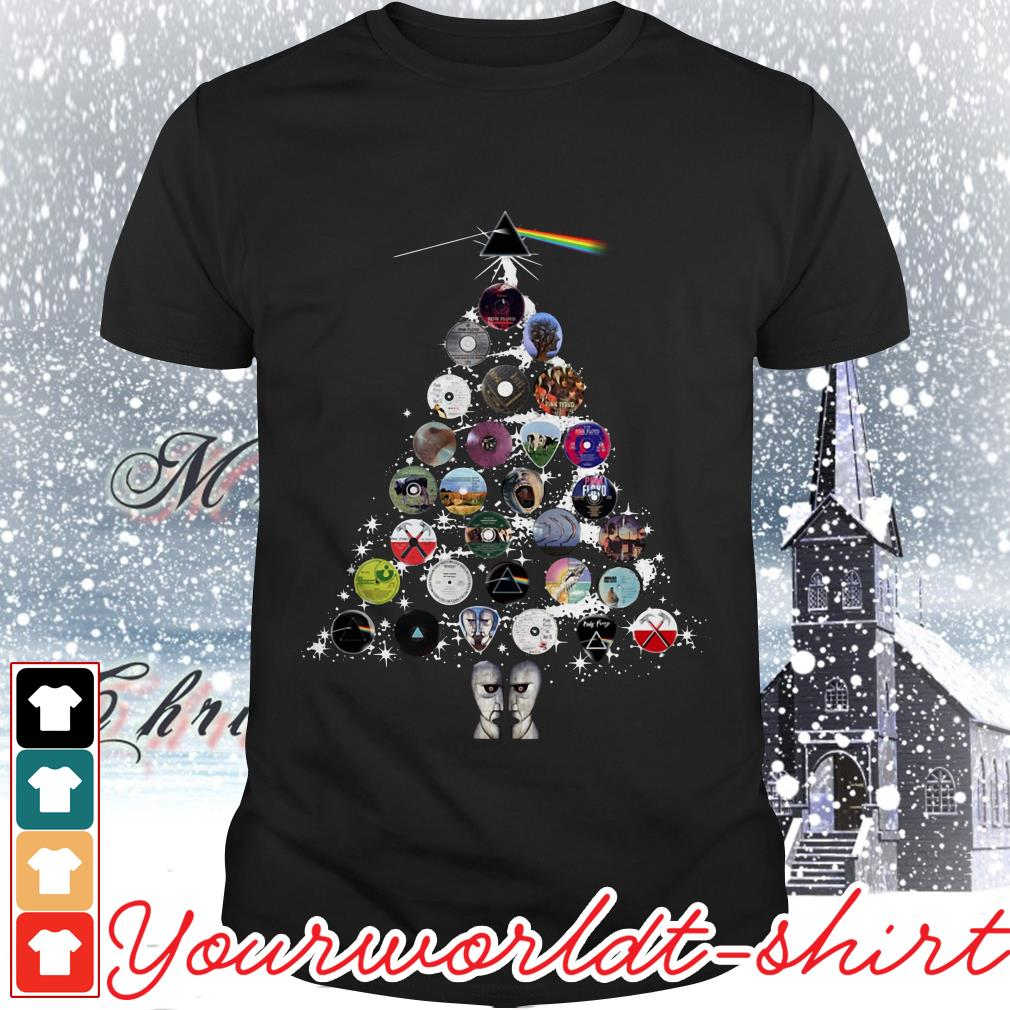 Pink Floyd Christmas tree shirt, sweater