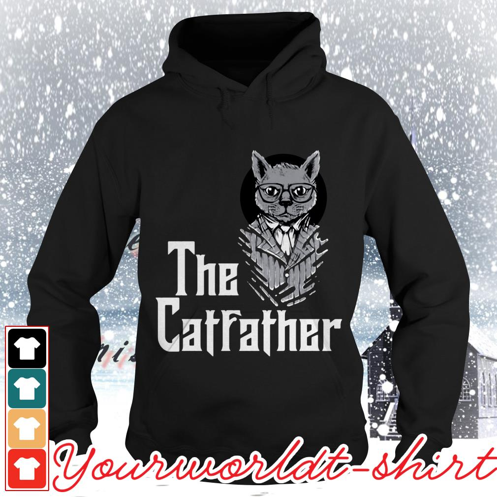 Official the catfather Hoodie