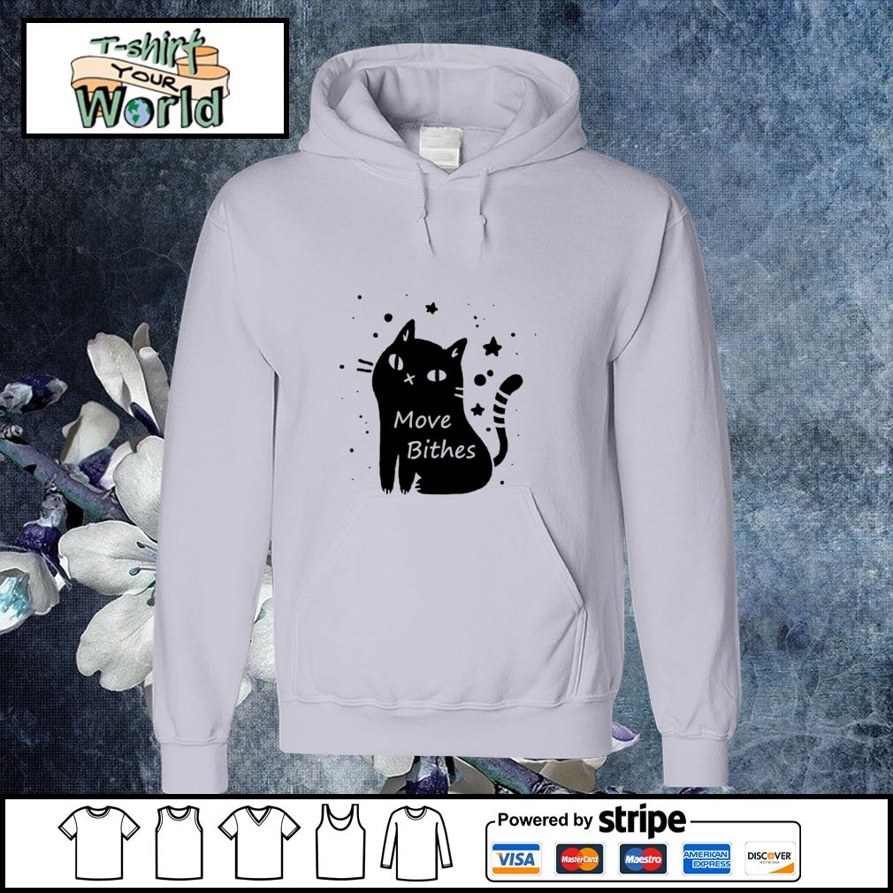 Black cat movie bithes s hoodie
