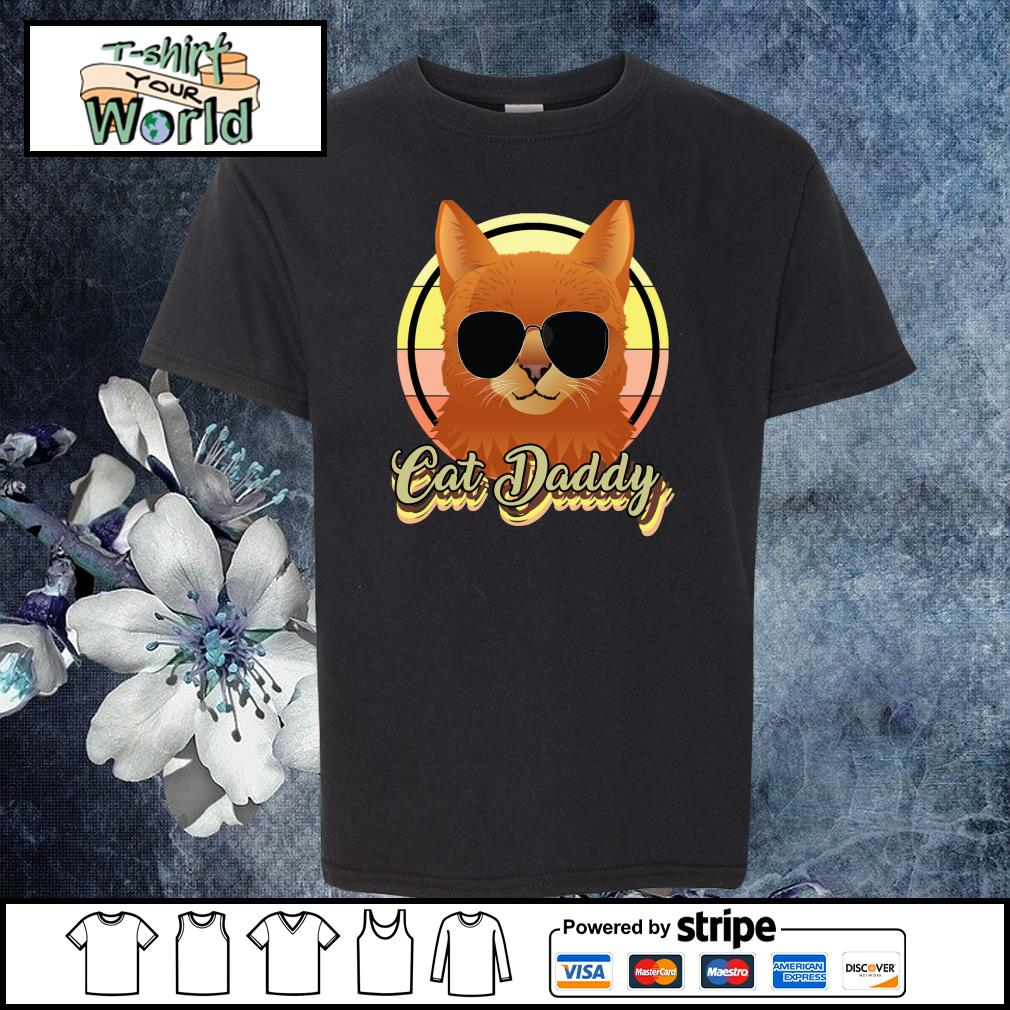 Cat daddy vintage s youth-tee