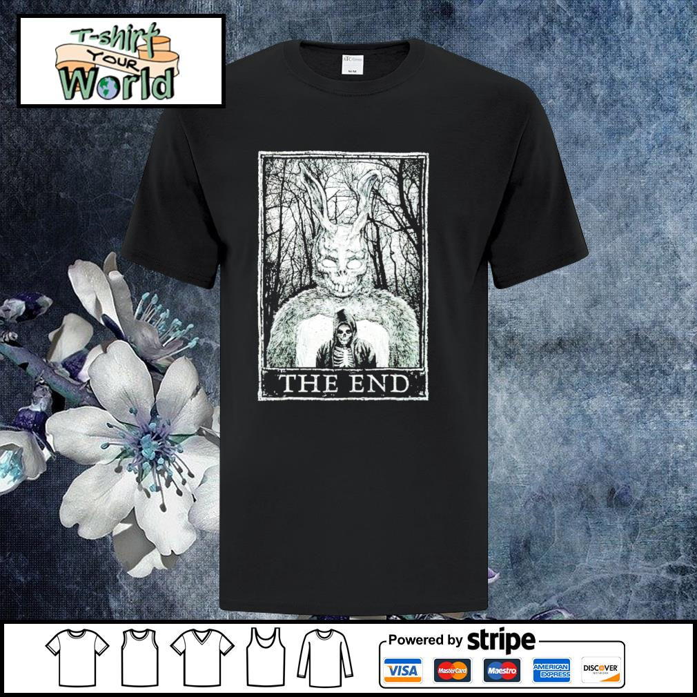 Lucifer death the end shirt