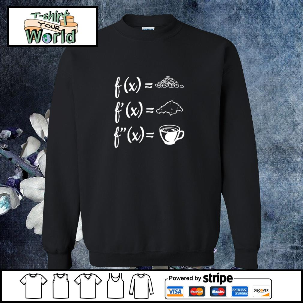 Math and coffee s sweater