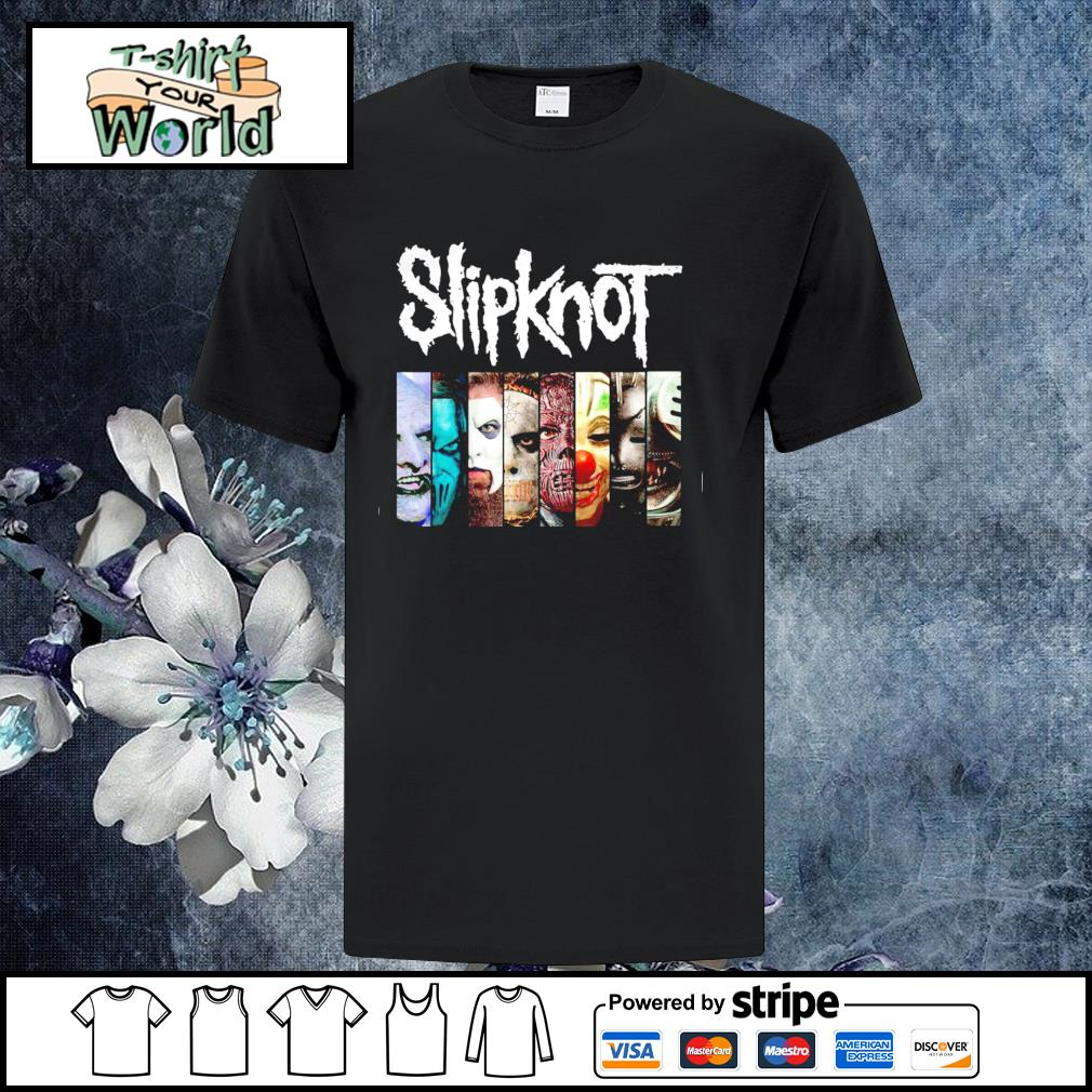Slipknot band shirt