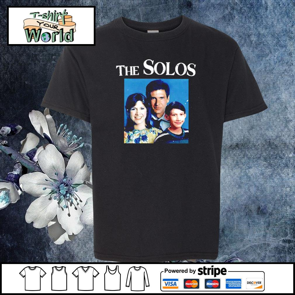 The solos family star war s youth-tee