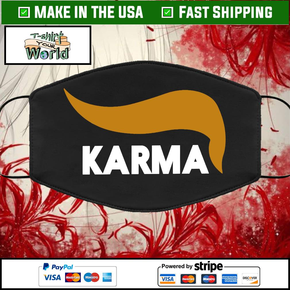 KARMA Cloth Face Mask Washable