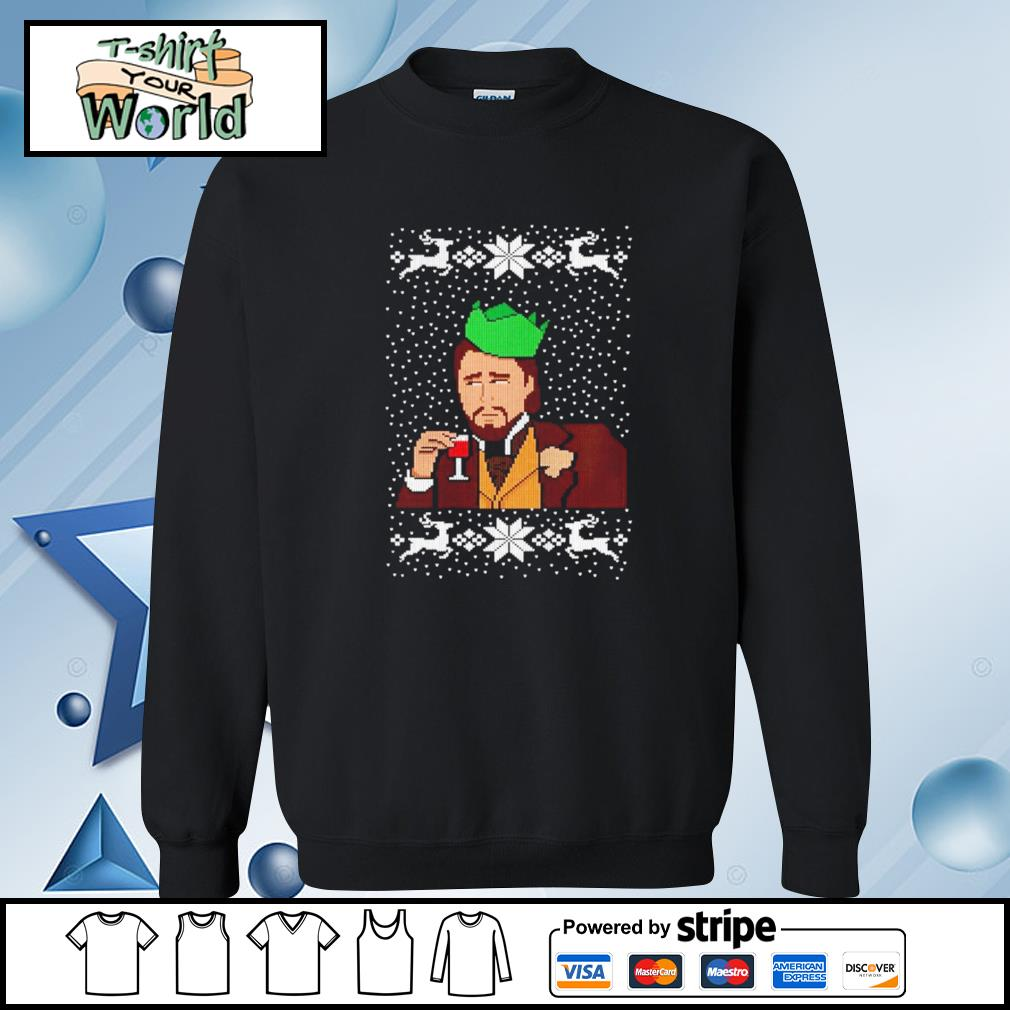 Calvin Candie Ugly Christmas s sweater