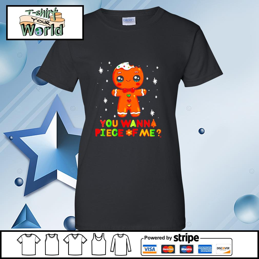 Ginger pie you mann piece of me s ladies tee