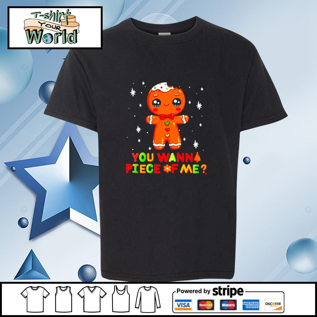 Ginger pie you mann piece of me s youth-tee